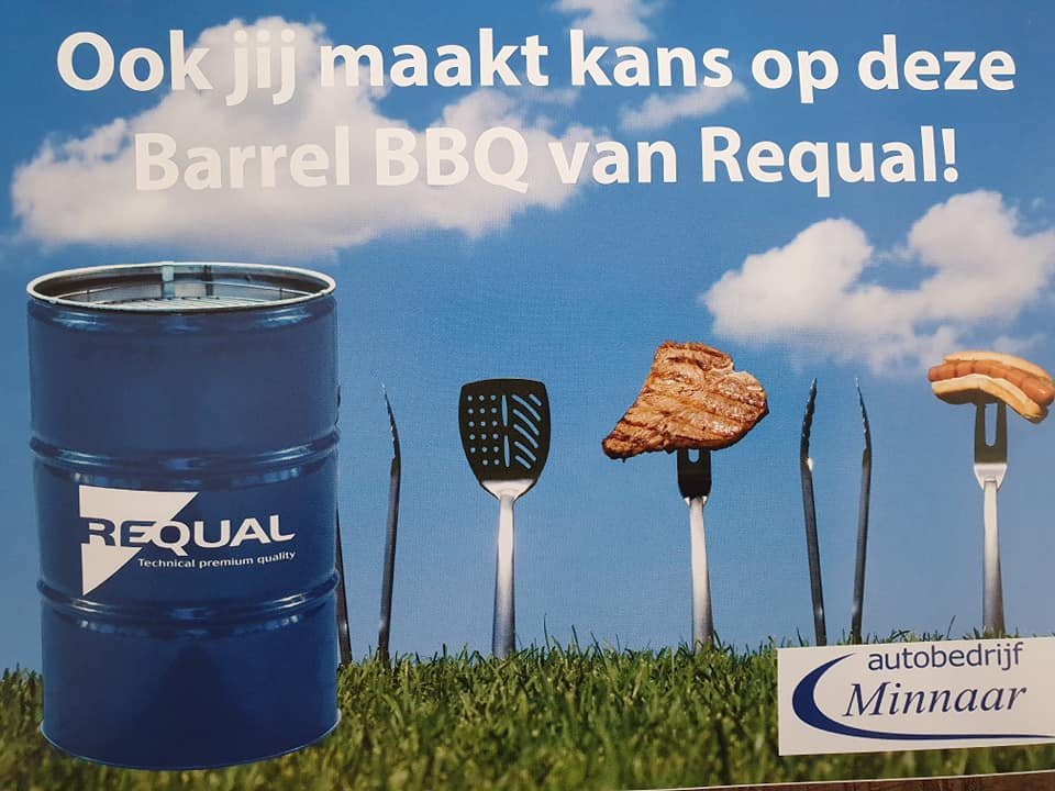 Requal Barrel BBQ