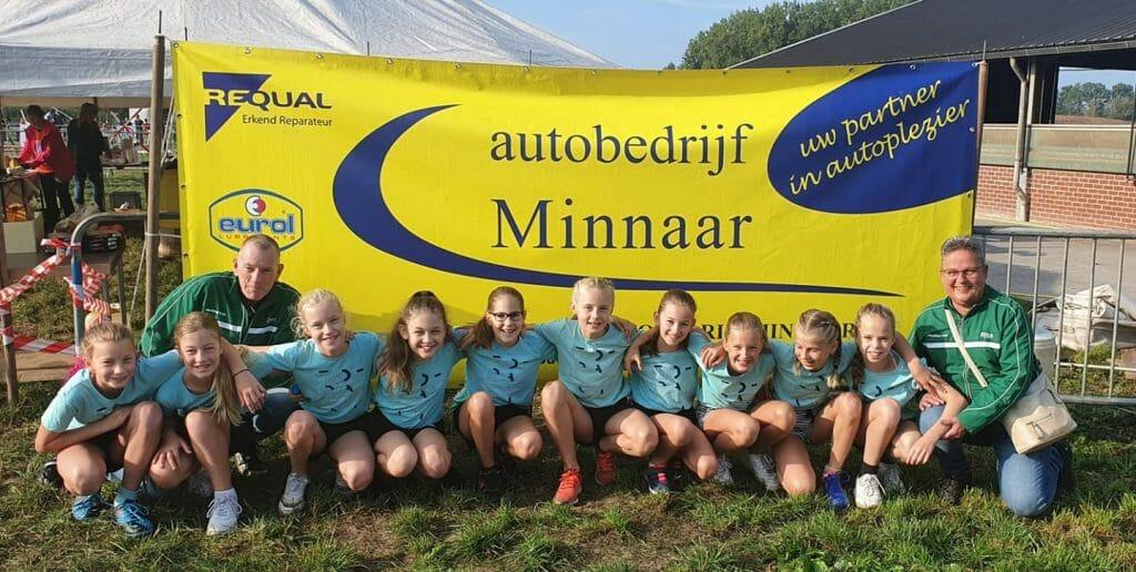 zeskamp 2020 Heeswijk Dinther sponsor Autobedrijf Minnaar